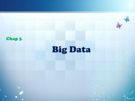 Big Data Chap 3. I. VBRE(Value-Based RE) II. Requirement Prioritization III. AHP(Analytical Hierarchy Process) IV. Requirement Negotiation Q & A.