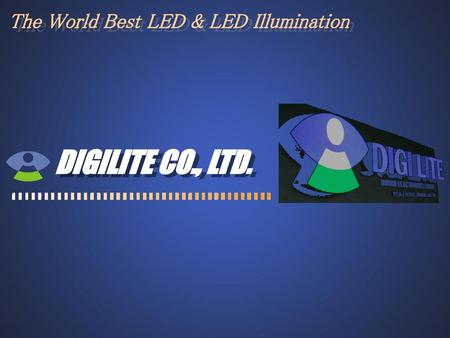 The World Best LED & LED Illumination