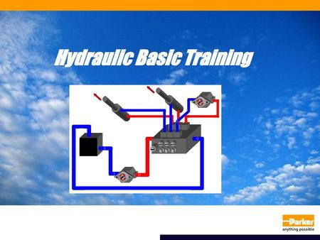 Hydraulic Basic Training
