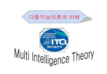 Multi Intelligence Theory