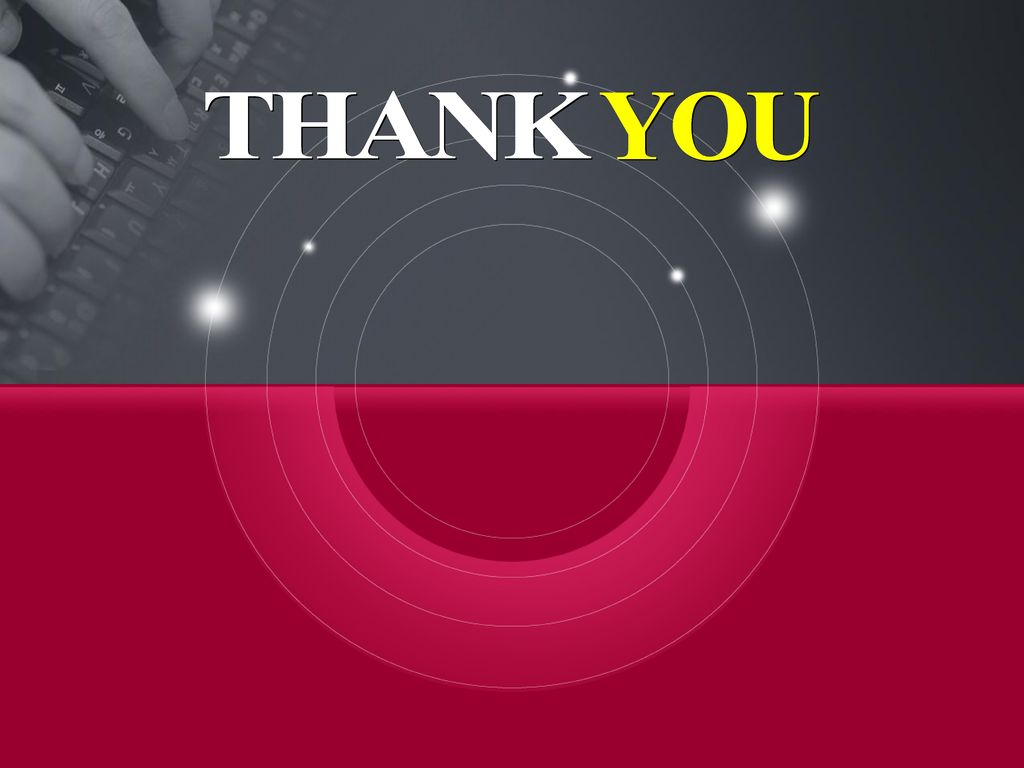 YOU THANK