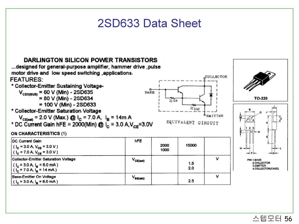 2SD633 Data Sheet