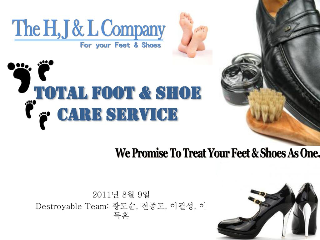 Total Foot & Shoe Care Service
