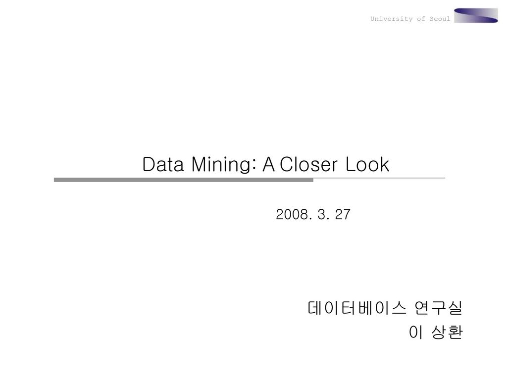 data mining hw 3 Email your homework to the ta: lei li (lli003@csfiuedu) and include your  3  you also need to turn in a hard copy please hand in at the beginning of class   topics include data mining applications, data preparation, data.