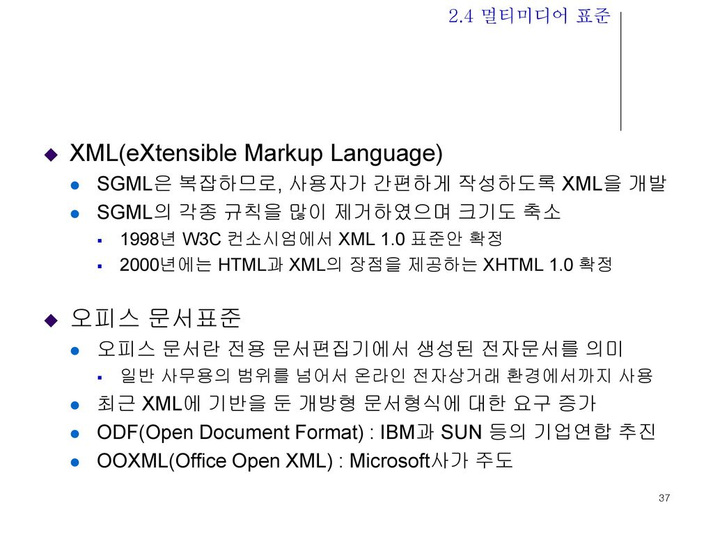2 2 1 2 2 2 3 - Office open xml format or open document format ...