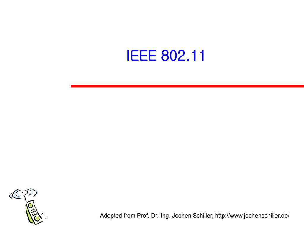 Characteristics ieee phy mac roaming 11a b g h i for Ieee 802 11 architecture