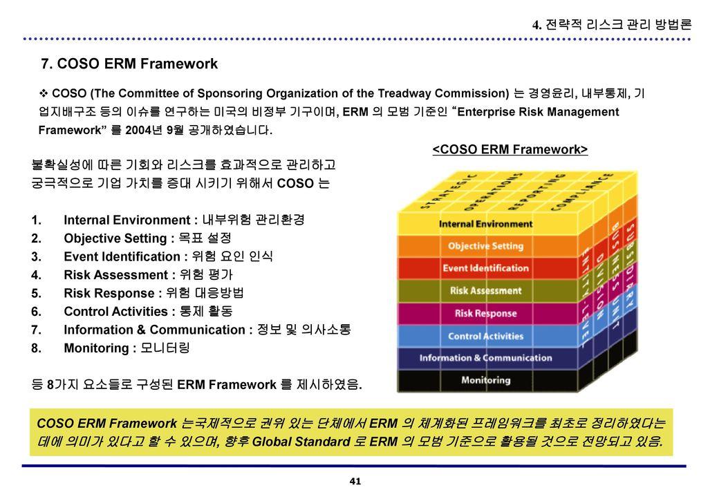 coso erm framework 2004 pdf