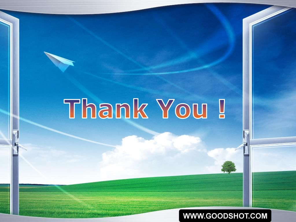 Thank You ! www.themegallery.com WWW.GOODSHOT.COM