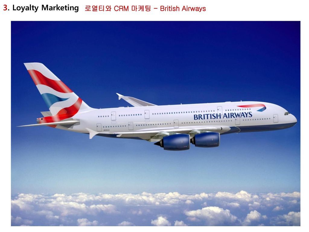 Unit 2 Marketing Management – British Airways Assignment