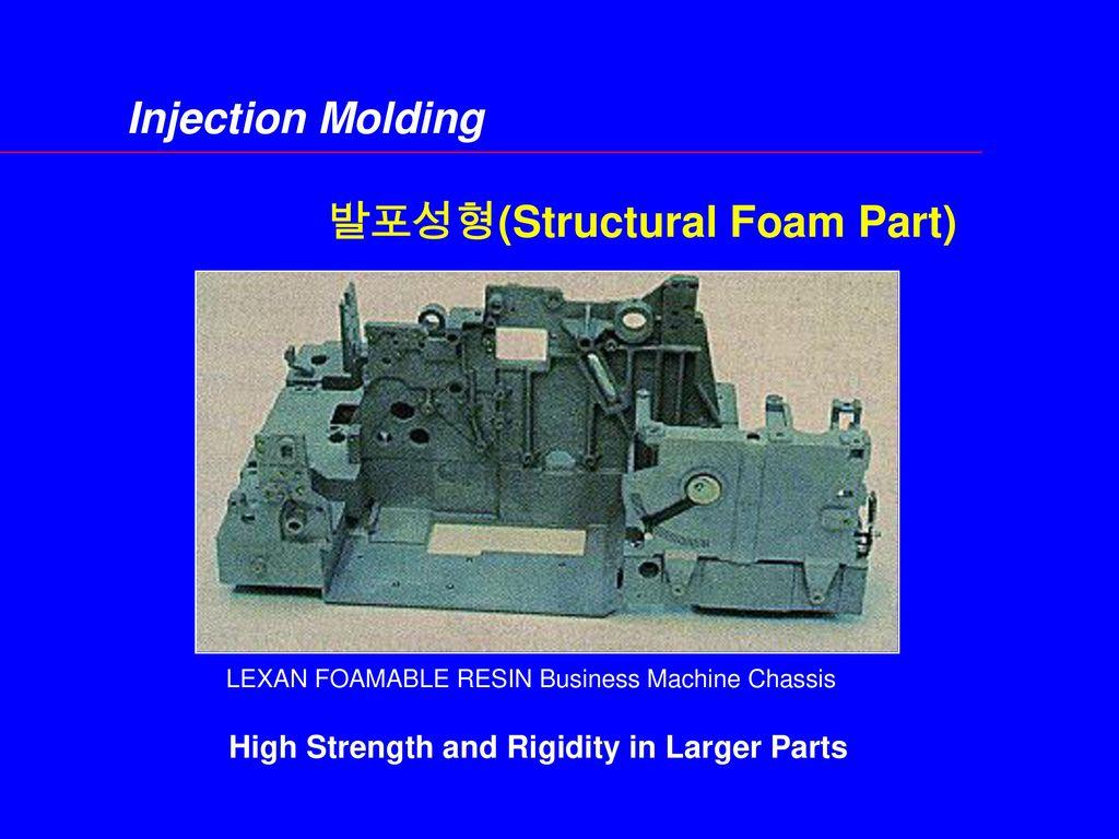 발포성형(Structural Foam Part)