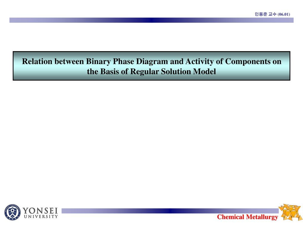 Physicochemistry of High Temperature  ppt download