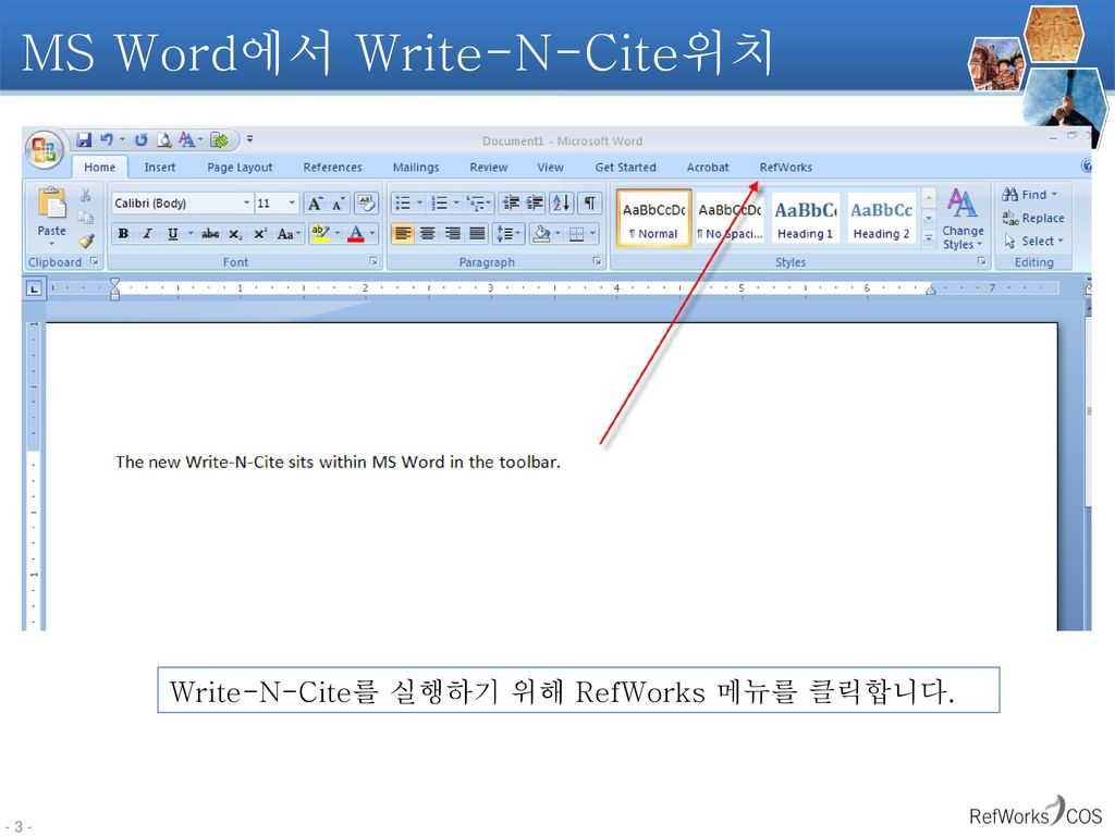 Refworks write and cite download