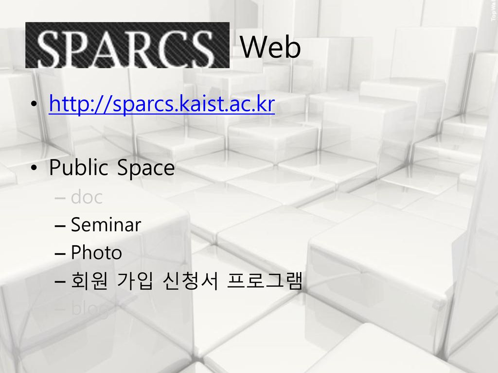 Web   Public Space doc Seminar Photo