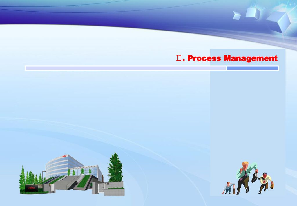 Ⅱ. Process Management
