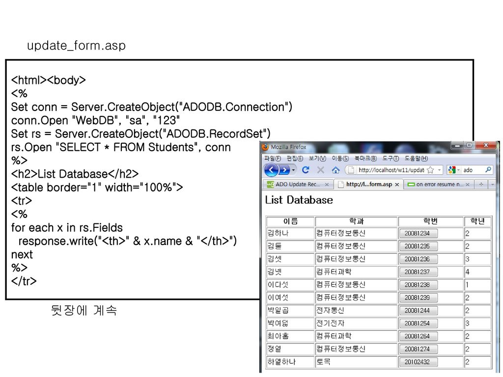 Excel Vba Loop Through Recordset